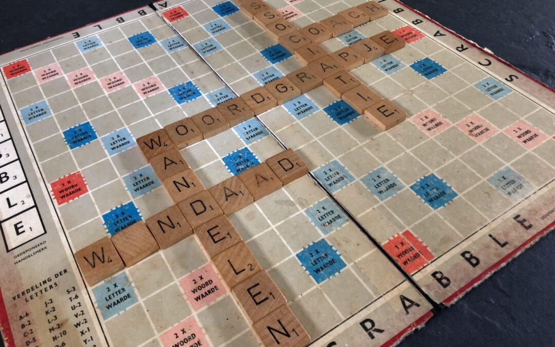 Spelen met woorden